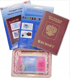 Post Office Biometric Passport Cover Sales