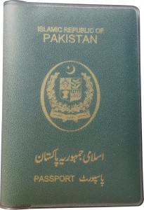 Pakistan Passport Cover BRP Card Holder Delphine-D