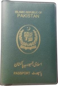 Pakistan Passport Cover BRP Card Holder Delphine-D
